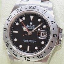 롤렉스 (Rolex) Rolex Explorer II Stahl Ref.16570  Papiere Box 2009