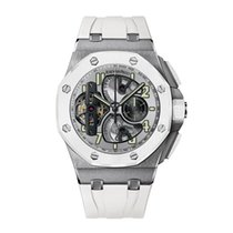 オーデマ・ピゲ (Audemars Piguet) Royal Oak Offshore Tourbillion...