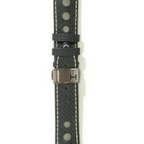 Hamilton X-Landing GMT Lederband schwarz 22/20mm H600.777.106