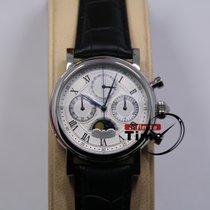 Seagull MVT Wristwatch Handwind ST19 Chronograph  MoonPhase 1