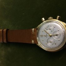 Omega Vintage 18K Chronograph Ref. 2451, Cal. 27CH/ 321