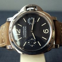 Panerai LUMINOR MARINA 8 DAYS ACCIAIO PAM 590 Q
