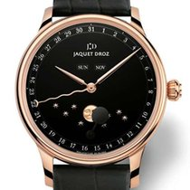 Jaquet-Droz Astrale Eclipse 18K Rose Gold Men's Watch