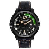 JeanRichard Men's Diverscope JR1000 Goldwaters Watch