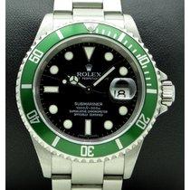 Rolex | Submariner Green Bezel, Ref. 16610lv Mark Iv