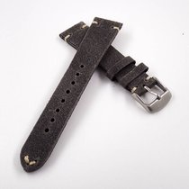 Rolex New 20mm Calfskin Leather Strap Replacement Band for...