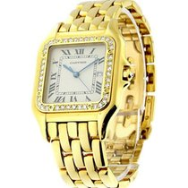 Cartier 128000m Yellow Gold Panther - Large Size - After...