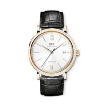 IWC IW356515 Portofino Boutique Mens 40mm Automatic in Rose...