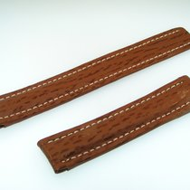 Breitling Band 18mm Brown Shark Strap Correa B18-12