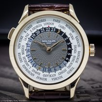 Patek Philippe 5230R World Time Rose Gold NEW Basel 2016...