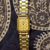 Certina Rare Vintage Certina Swiss Quartz Gold Plated Ladies...