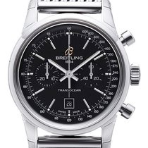 Breitling Transocean Chronograph 38 Ref. A4131012.BC06.171A