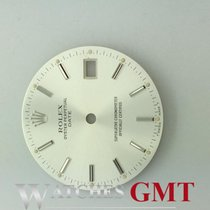 Rolex Date White 34mm