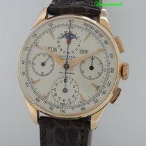 宇宙 (Universal Genève) Vollkalender mit Mondphase Chronograph...