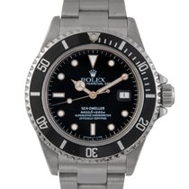 Rolex Sea-Dweller Ref: 16600, with Box & Papers