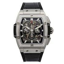 Hublot Big Bang Titanium Pavé
