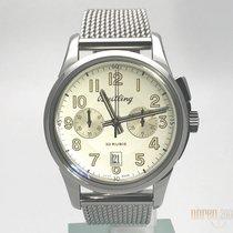 ブライトリング (Breitling) Transocean Chronograph 1915 Ref. AB141112....