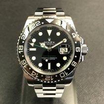 Rolex GMT-Master II Steel ( New Service )