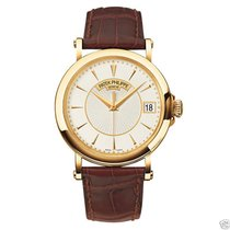 Patek Philippe Calatrava 5153J-001 38mm 18K Yellow Gold