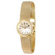 オメガ (Omega) Vintage 511.122 Women's Watch in 14K Yellow Gold