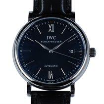 IWC Portofino Black Dial IW356502
