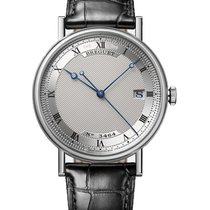 Breguet 5177BB/15/9V6 Classique Automatic in White Gold - On...