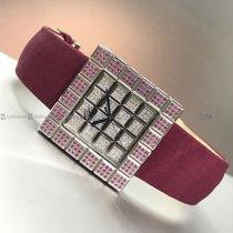 Chopard - Ice Cube  Diamond Bezel & Dial W/G 13/6858