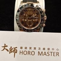 勞力士 (Rolex) Horomaster- Daytona Rosegold Chocolate Dial 2017...