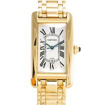 Cartier Watch Tank Americaine W26035K2
