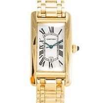 Cartier Watch Tank Americaine W26035K2