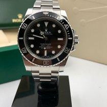 Rolex Submariner (No Date) 114060 ceramic bezel