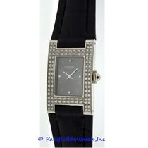 Chaumet Rectangle Ladies Diamond Watch