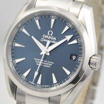 Omega Seamaster Aqua Terra Blue 38.5mm Auto 231.10.39.21.03.002