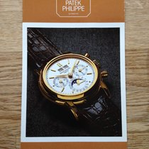 Patek Philippe Manual anleitung ( Manual ) ref 3970 in German