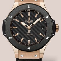 Hublot Big Bang 38mm Gold · Ceramic 365.PM.1780.LR