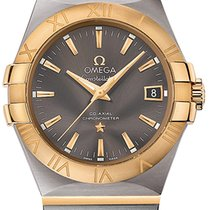 Omega Constellation Co-Axial Automatic 35mm 123.20.35.20.06.001