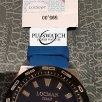 Locman STEALTH Automatic 300 M  Blue Dial G