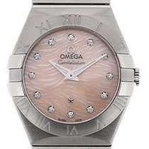 Omega Constellation 27 Quartz Gemstone