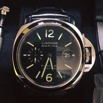 Panerai Luminor Marina Date Dial Black