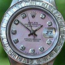 ロレックス (Rolex) Steel Ladies 26mm Datejust Watch Warranty 1994...
