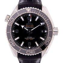 歐米茄 (Omega) Seamaster Stainless Steel Black Automatic 215.33.4...
