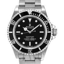 ロレックス (Rolex) Submariner Black/Steel Ø40mm - 14060M