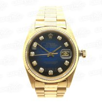 Rolex Datejust Gold 16018