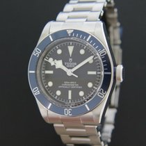 Tudor Heritage Black Bay Blue NEW Model