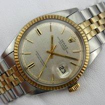 Rolex Datejust - 1601 - Steel-Gold - Linen Dial - 1969