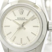 Rolex Polished Rolex Oyster Perpetual 67180 T Serial Automatic...