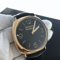 Panerai Radiomir - 18-karat Yellow-gold Watch - Model Pam379 -...