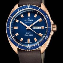 Edox Delfin Fleet 1650 Limited edition (184/200)