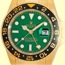 Rolex GMT- Master II 18kt. Gold 116718LN