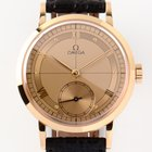 Omega 1894 Homage limited edition 100th Anniversary 18K Roségold